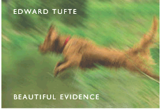Beautiful Evidence by Edward Tufte